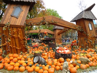 Tivoli Gardens, Halloween