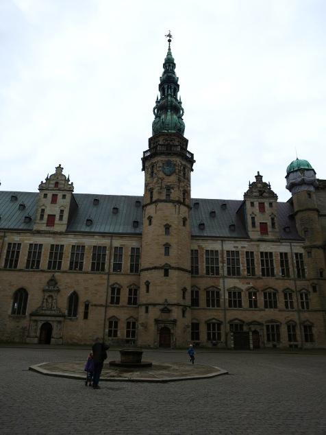 Kronborg Slot, Hamlet's Castle