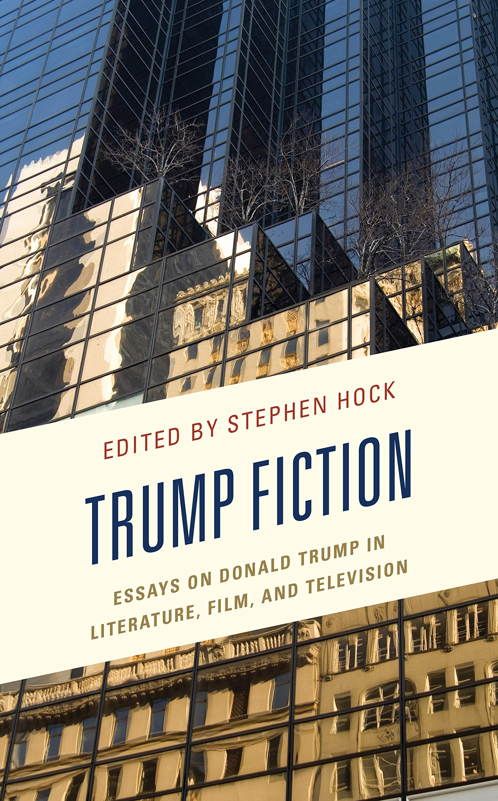 Trump Fiction Cover